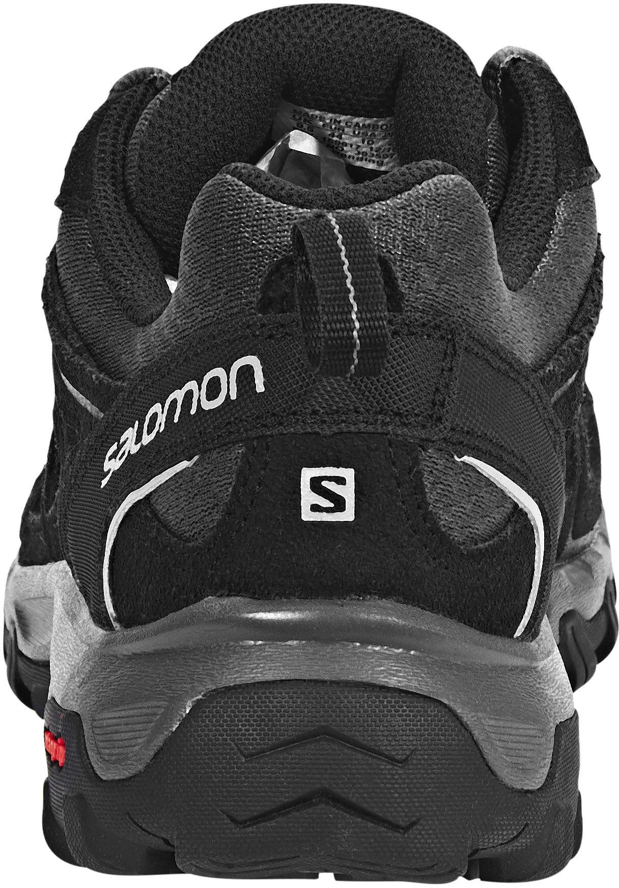09cd8fb5a62b Salomon Evasion 2 Aero - Chaussures Homme - gris noir sur CAMPZ !
